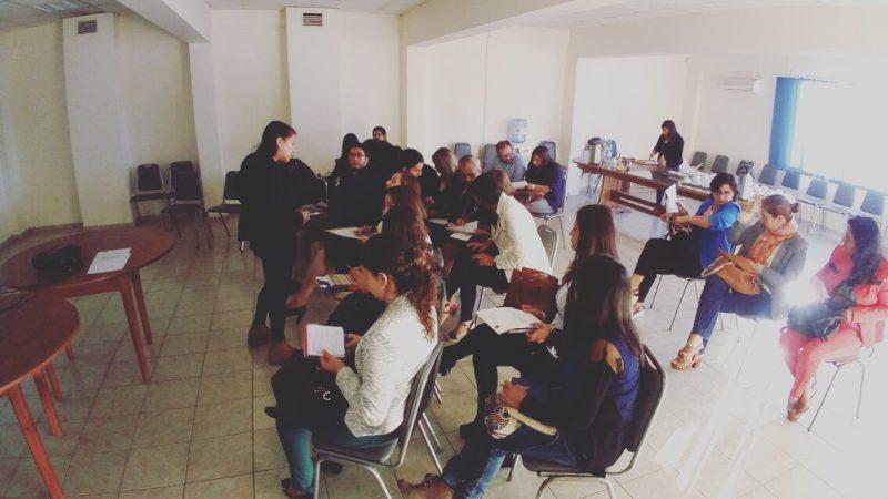 Providencia: SENDA participa en feria preventiva de la salud