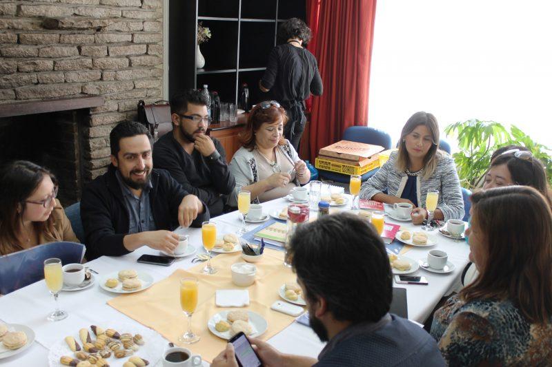 SENDA Araucania reune a coordinadores Previene en primera mesa técnica de trabajo y capacitación del año