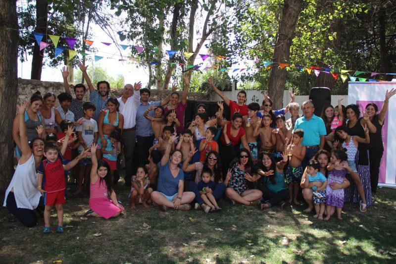 Con gran actividad recreativa SENDA Previene Putaendo cerró su campaña de verano