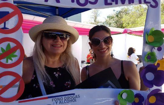 SENDA Previene Macul conmemora el Día de la Mujer