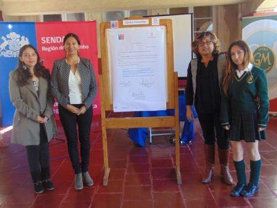 Escolares de la región acceden a programas preventivos