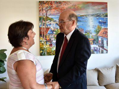 Director de SENDA sostuvo reunión protocolar con ministra de Educación