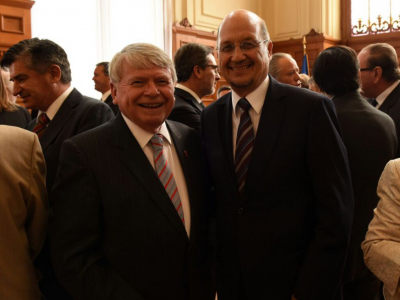 Presidente de la Corte Suprema destaca trabajo con SENDA en inauguración del Año Judicial 2017
