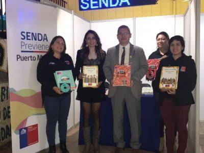 SENDA y Asociación Chilena de Municipalidades coordinan apoyo mutuo