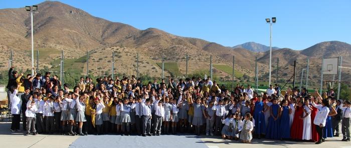 En Monte Patria dan inicio a programas preventivos escolares