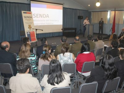 12.222 alumnos de Angol recibirán material preventivo a través de SENDA
