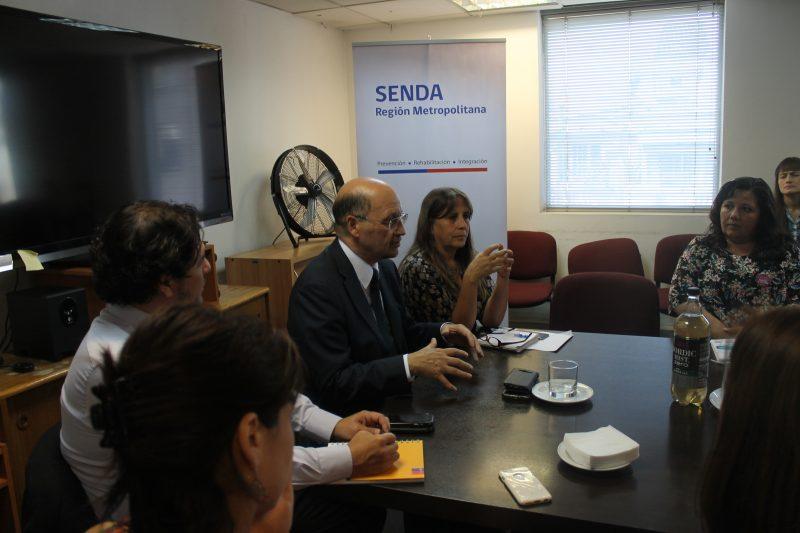 SENDA y Fundación Paréntesis refuerzan colaboración