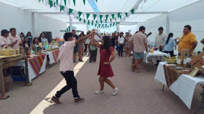 SENDA se hizo presente en tradicional Fiesta de la Vendimia en Toconao