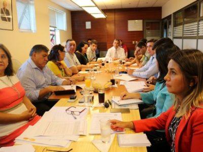 SENDA Araucanía participa en constitución de Consejo de Seguridad Pública de Collipulli