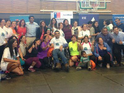 Con actividades recreativas se realiza cierre inclusivo de programas de verano en Puerto Varas