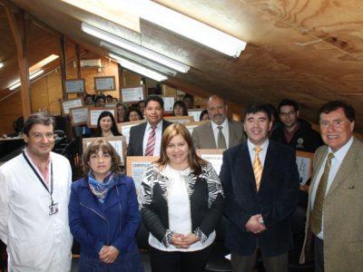 Instituciones públicas y privadas fueron certificadas por implementar programa preventivo de SENDA