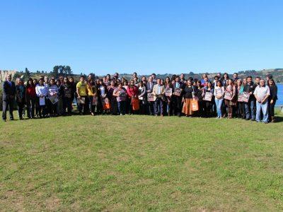 Director Nacional de SENDA inauguró en Chiloé ciclo de seminarios provinciales sobre parentalidad y consumo de drogas
