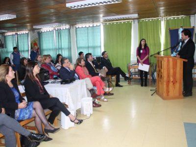 Autoridades dan inicio al año escolar preventivo que beneficiará a más de 57 mil estudiantes de la región