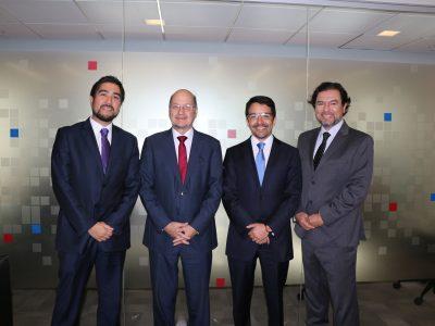 DirectorBustos se reunió con titular de la Superintendencia de Insolvencia y Reemprendimiento