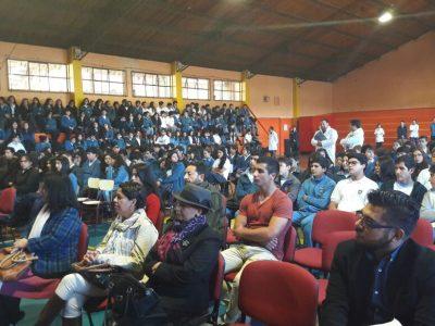 SENDA Previene Loncoche lanzó programas preventivos 2017