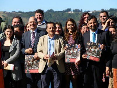 Programa SENDA Previene llega a la comuna de Licantén