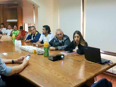 Fútbol joven del Club deportivo UdeC  se suman a la prevención  del consumo de drogas y alcohol