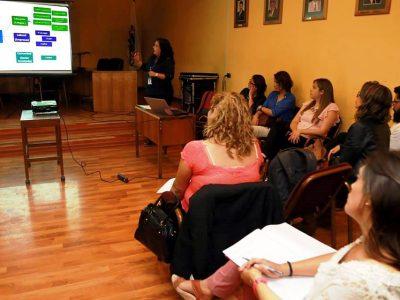 SENDA San Fernando realiza 1era Comisión Comunal de Drogas y Alcohol 2017