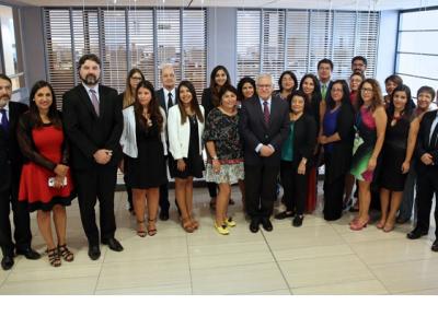 Director de SENDA participó en firma de compromiso para trabajar por una cultura laboral sin discriminación ni violencia
