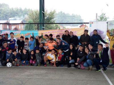 SENDA Previene Villarrica lanza proyecto «fortaleciendo la comunidad»