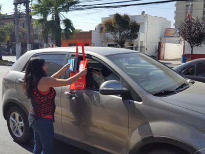 En La Cisterna desarrollan campaña «Cuida tus límites» previo a semana santa