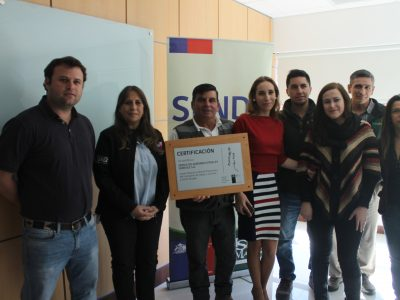 Empresa Subsole recibe certificación por programa «Trabajar con Calidad de Vida»