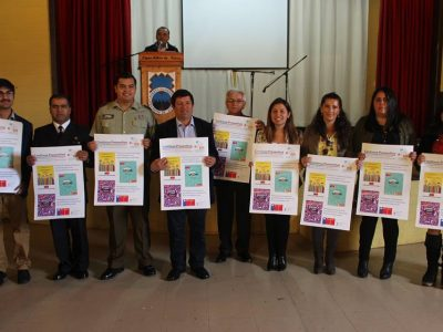 SENDA Previene Saavedra difunde oferta institucional preventiva para el año 2017