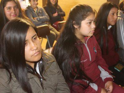Valparaíso refuerza programa para adolescentes Te Acompaño