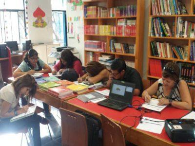 SENDA Previene Huara capacita a profesores sobre programas preventivos