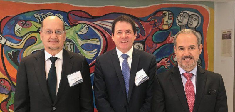 Director Nacional de SENDA participó en la Comisión Interamericana para el Control del Abuso de Drogas (CICAD) de la OEA.