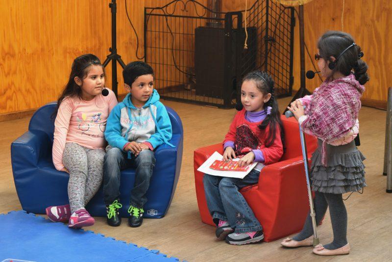 SENDA Previene de Villarrica potencia estrategias de prevención en la educación inicial