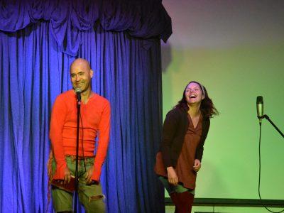 SENDA presenta obra de teatro preventiva a estudiantes de La Comuna de Santa María