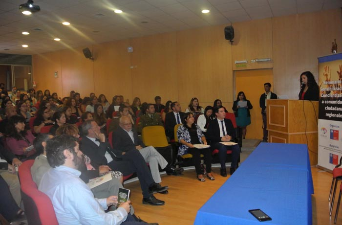 Fundación Emilia realiza seminario sobre seguridad pública y delitos viales