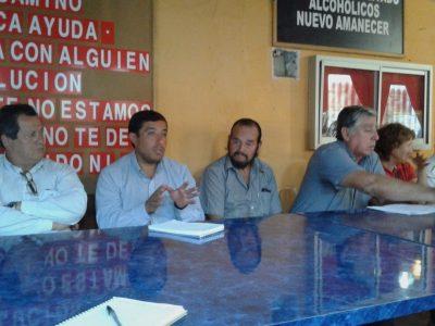 SENDA MOSTAZAL REALIZA COMISIÓN COMUNAL DE SEGURIDAD PUBLICA Y PREVENCIÓN DE DROGAS