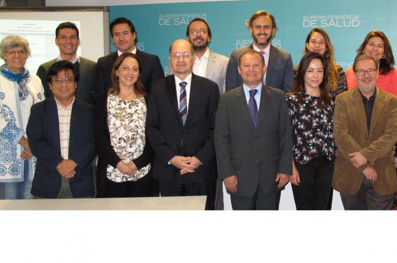 SENDA y Superintendencia de Salud avanzan en estándar para acreditación de centros de tratamiento