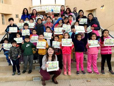 Corrida Familiar por la Prevención en Andacollo