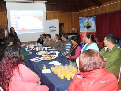 SENDA Previene Constitución realizó debate estudiantil
