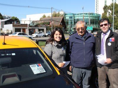 SENDA Los Ríos, Seremi de Transportes y Carabineros realizaron llamado a la conducción responsable este fin de Semana Santa
