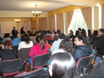 Senda participa en IV Congreso de Infancia y Adolescencia
