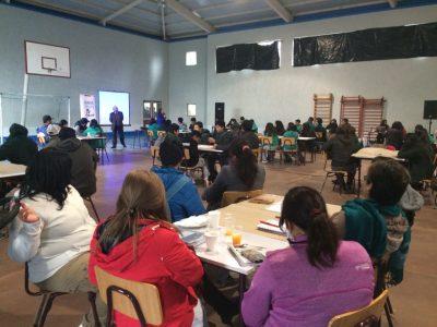 Sistema Integral de Prevención de SENDA Previene Freire beneficiará a 490 estudiantes y sus familias