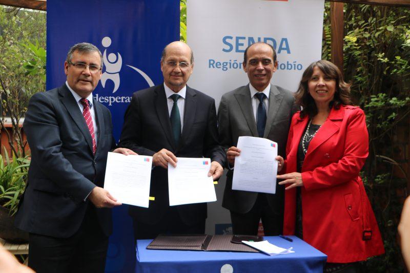 Centros de tratamiento accederán a medicamentos a precio preferente gracias a convenio de SENDA y Cenabast