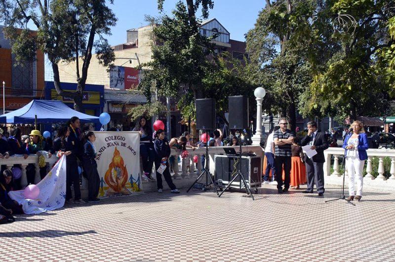 SENDA llega al altiplano para conmemorar Día de la Prevención