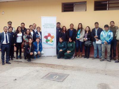 Mesa de Prevención de la Provincia del Huasco fijó su trabajó para el 2017