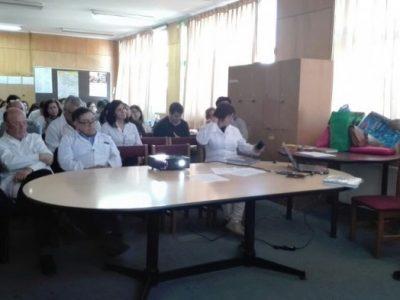 SENDA Previene Paillaco renueva trabajo preventivo en los establecimientos educacionales municipalizados de la comuna