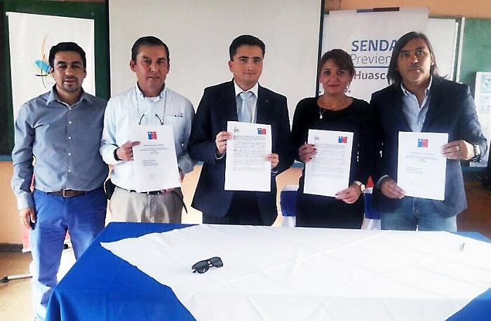 Gestión de Rodrigo Loyola permite que sea el primer municipio en implementar programa de prevención selectiva a nivel nacional