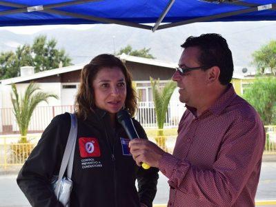 Martha Palma directora de Senda Atacama recalcó la importancia de involucrar a la familia en la Prevención
