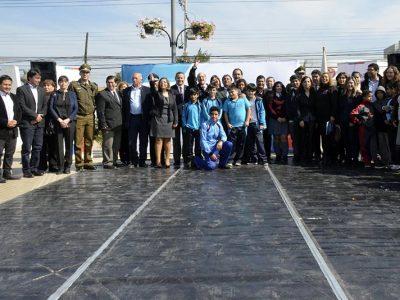 En Quillota se realiza la conmemoración de los 20 años del programa SENDA Previene en la Comunidad