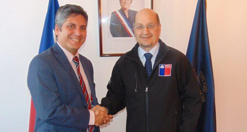 Director Nacional de SENDA inicia visita a la región de Coquimbo