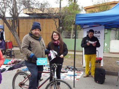 Directora Amarales llama a reforzar trabajo preventivo en visita a La Araucanía