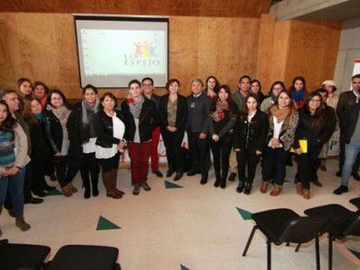 Previene Andacollo participa en celebración para niños de la comuna